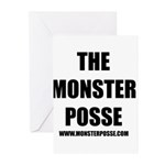 Monster Posse Greeting Cards (Pk of 10)