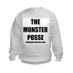 Monster Posse Kids Sweatshirt