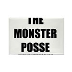 Monster Posse Rectangle Magnet (10 pack)