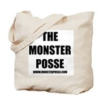 Monster Posse Tote Bag