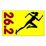 262bblgirl Sticker (Rectangle 10 pk)