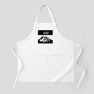 Mt. Rainier - I Climb to get High Apron