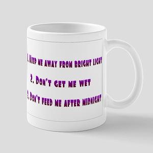gremlin rules Mug