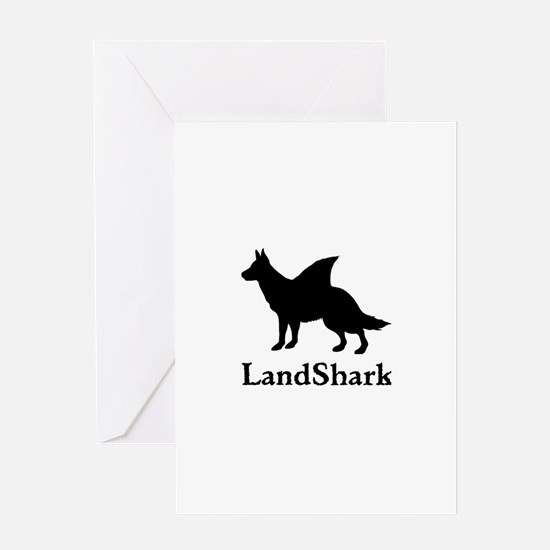 LandShark Greeting Card