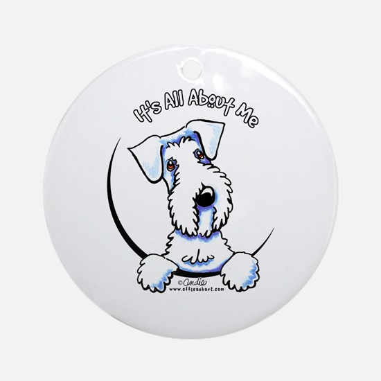 Sealyham Terrier IAAM Ornament (Round)