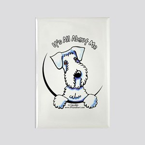 Sealyham Terrier IAAM Rectangle Magnet