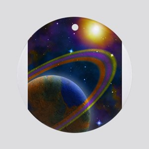 Cygnus X Ornament (Round)