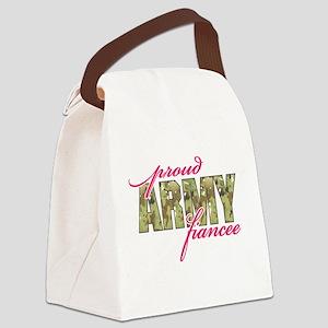 fiancee Canvas Lunch Bag