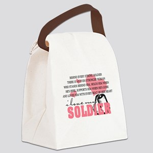 4-1 Canvas Lunch Bag