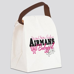 airforce Canvas Lunch Bag