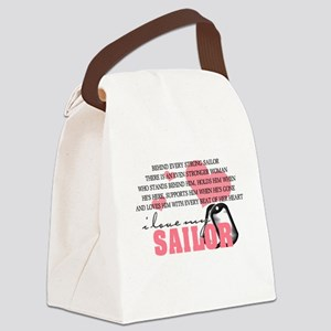 3-4 Canvas Lunch Bag