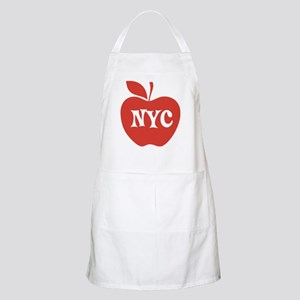 New York CIty Big Red Apple Apron