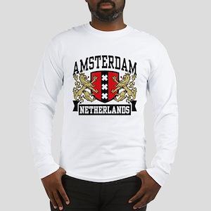 Amsterdam Netherlands Long Sleeve T-Shirt