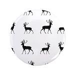 Deer silhouette pattern 3.5