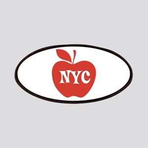 New York CIty Big Red Apple Patches