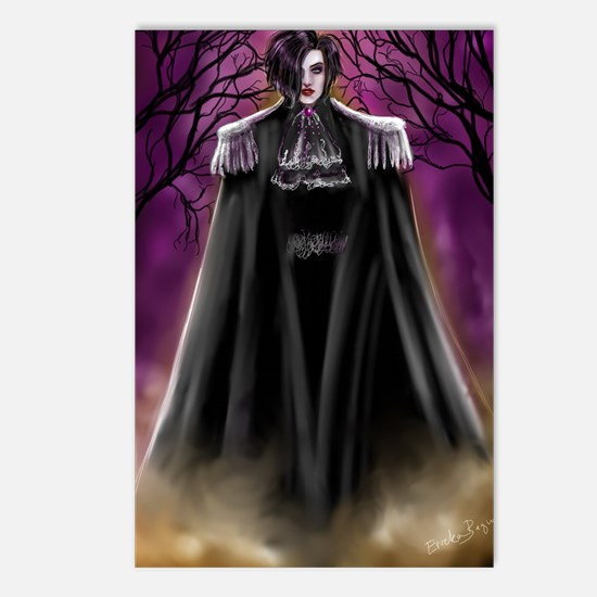 """""""Prince Death"""" Postcards (Package of 8)"""