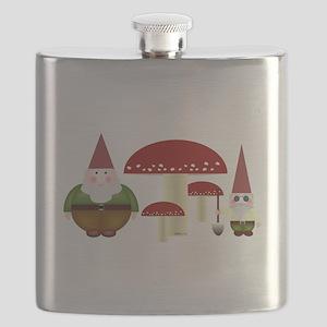 Gnomeses Flask