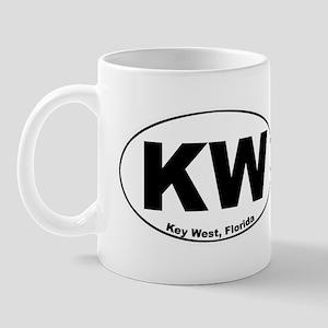 KW (Key West) Mug