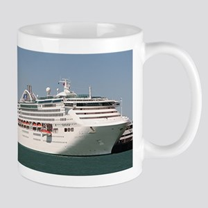 Dawn Princess Cruise Ship Mug