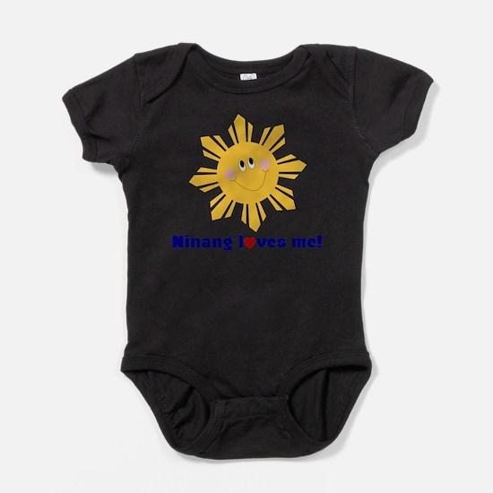 Philippine Sun -Ninang Body Suit
