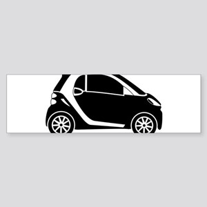 Smart Car Sticker (Bumper)