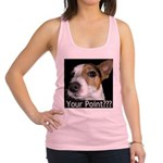 JRT Your Point? Racerback Tank Top