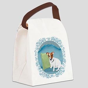JRT Sophistication Canvas Lunch Bag