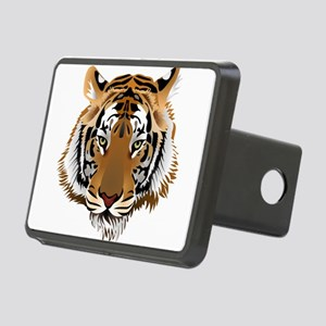 Tiger Rectangular Hitch Cover