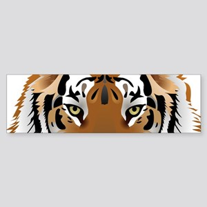 Tiger Sticker (Bumper)