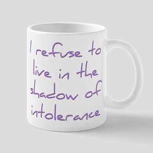 Shadow of Intolerance Mug