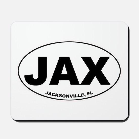 JAX (Jacksonville, FL) Mousepad