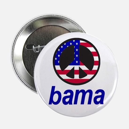 "Obama Peace 2.25"" Button"