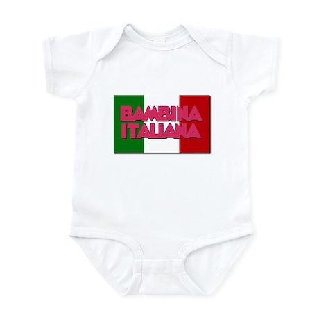 Bambina Italiana Infant Creeper
