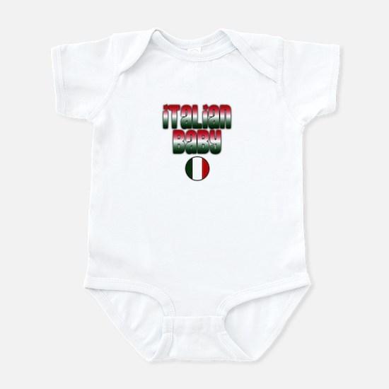 Italia Bambino Infant Creeper