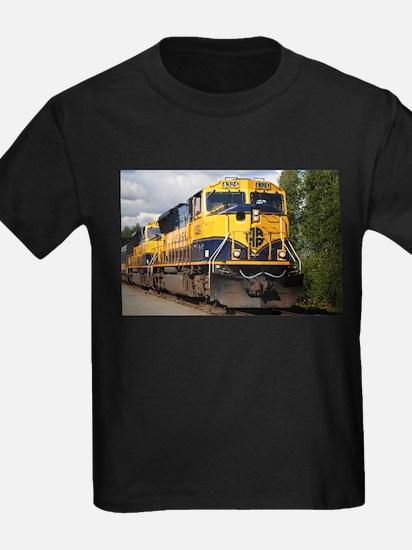 Alaska Railroad engine T