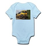 Alaska railroad Bodysuits