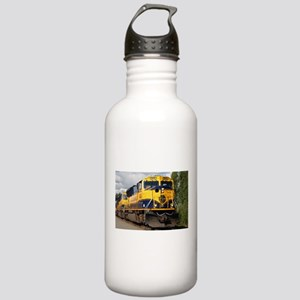Alaska Railroad engine Stainless Water Bottle 1.0L
