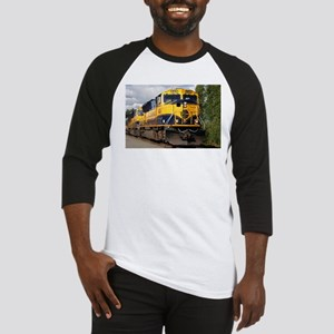 Alaska Railroad engine Baseball Jersey