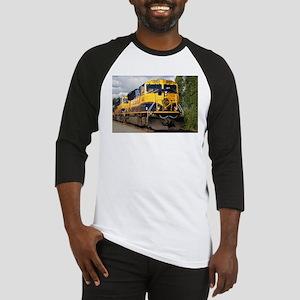 Alaska Railroad engine Baseball Jersey