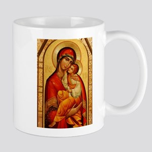 Mary The God-Bearer Mug