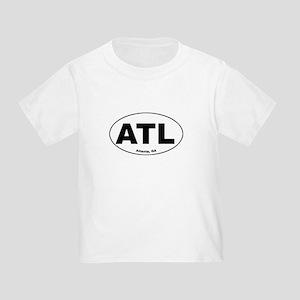ATL (Atlanta, GA)  Toddler T-Shirt