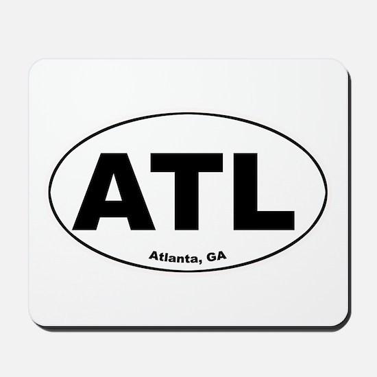 ATL (Atlanta, GA) Mousepad