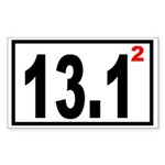 1312 Sticker (Rectangle 50 pk)