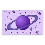 postcard Sticker (Rectangle 10 pk)