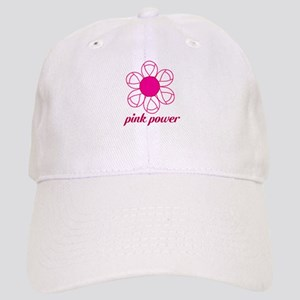 Pink Power Cap