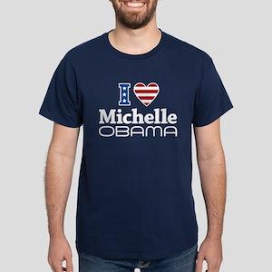 I love Michelle Obama Dark T-Shirt