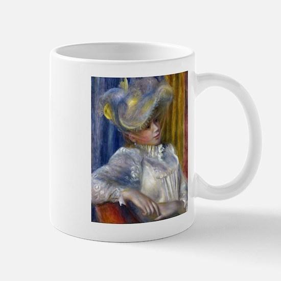 Renoir - Woman in Hat Mug
