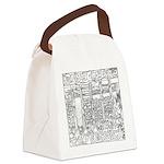 2012 Oregon Chautauqua Canvas Lunch Bag