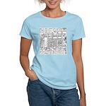 2012 Oregon Chautauqua Women's Light T-Shirt