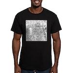 2012 Oregon Chautauqua Men's Fitted T-Shirt (dark)